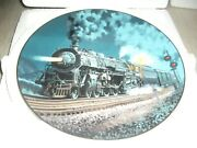 The 20th Century Limited Pierce 3 In Romantic Age Of Steam Knowles 1992 W/coa