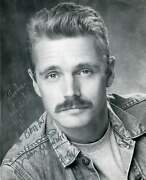 Country Music Singer And Actor John Schneider Autograph, Signed Photograph