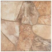 Lion Beige Ceramic Floor And Wall Tile 18 X18