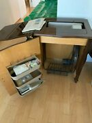 Singer 700 Sewing Machine With Table