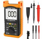 Digital Insulation Resistance Tester 5000v Voltage 200gandomega Ohmmeter Test Bt-6688b