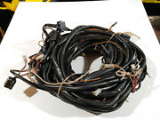 Oem Mercedes-benz W126 300sd Passenger Compartment Wiring Harness