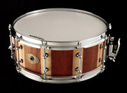 Beyond Shimano Bsmm145-13p 14x51 Vintage Oil With Wax Coated Snare Drum