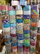 Duck Brand Duct Tape - Fun Patterns - You Pick The Pattern - Rare - Discontinued