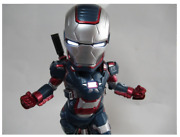 Marvel Iron Man 3 Iron Patriot Egg Attack Figure Shipped From Japan