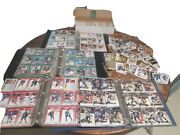 Over 6000 Vintage Hockey Baseball And Basketball Cards. 1989-92 Rookie Cards
