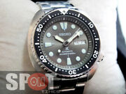 Seiko Prospex Turtle Colorways Automatic Menand039s Watch Srpc23k1