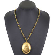 Chain Rocket Necklace Gold Plated Women