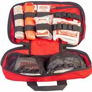 Trauma And First Aid Kit - Class A W/ Cat Tourniquet And Bleed Control Dressing