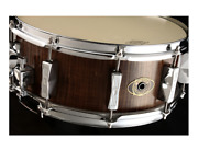 Rare Beyond Shimano Bsj8 Vintage Charcoal Lacquer 14x51 Snare Drum Japan Shipped