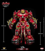 king Arts Hulk Buster 1/9 Scale Avengers Age Of Ultron Diecast Figure Series