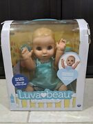 Luvabeau Responsive Baby Doll With Real Expressions And Movement By Spin Master