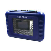 Newest Sbb Pro2 V48.88 Key Programmer Tool No Token Limitated Support Car 2017