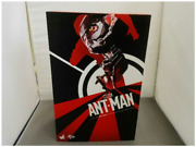 Hot Toys Marvel Ant-man 1/6 Scale Movie Masterpiece Figure Shipped From Japan