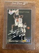 1992 Upper Deck Shaquille Oand039neal Rookie Rc Uda Buy-back Auto Pack Pulled - Read