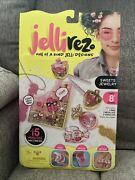 Jelli Rez Sweets Jewelry Pack Quick And Easy Diy Craft Activity Kit New