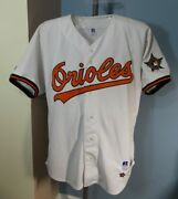 1993 All-star Game Baltimore Orioles Russell Jersey Only 100 Made Diamond Colle