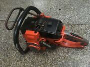 Vintage Collectible Jonsered 52e Chainsaw Powerhead Good Running Cond--free Ship