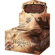 Flesh And Blood Tcg Monarch Booster Box 1st Ed Preorder Confirmed Team Covenant