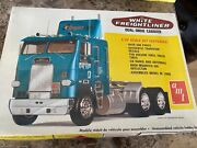 Amt White/freightliner Transcon Dual Drive Cabover