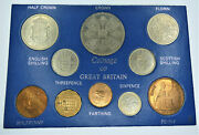 Uncirculated 1953 Coin Collection
