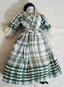 Hertwig And Company Of Germany Vintage China Head Doll Free Shipping