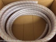 Hose Clear Pvc Tubing Red Tracer 3/4 88 1620346 35ft Marine Boat Water Ebay