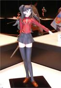 Kaiyodo Fate/stay Night Rin Tosaka Type-moon Resin Cast Kit Figure 1/4 With Box