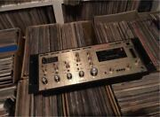 Rare Vestax Pmc26 Vintage Dj Mixer Shipped From Japan