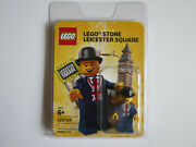 Lego Minifigure Lester Store Grand Opening New Sealed Limited Rare