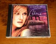 Celine Dion - My Heart Will Go On, Remixes 1998, Mexican Single Cd , No Promo
