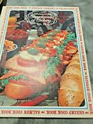 Vintage Cookbook - Women's Day Encyclopedia Of Cookery 1966 - 12 Volumes