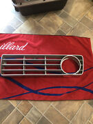 Nos 1973-75 Ford F100/250/350 Lh Grille Insert D3tz-8151-a