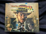 2008 Topps Indiana Jones Masterpieces Sealed Hobby Box Trading Cards - Last One