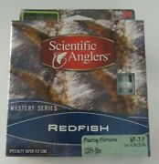 Scientific Anglers Mastery Redfish Fly Line Wf7 Floating - New