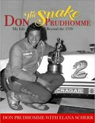 Book Don The Snake Prudhomme My Life Beyond The 1320 Hard Cover Collectct662