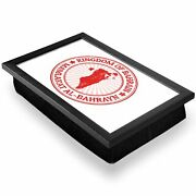 Deluxe Lap Tray - Kingdom Of Bahrain Travel Stamp Home Gift 4722