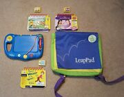 Leapfrog My First Leap Pad 3 Cartridges 1 Backpack Bag Carrier