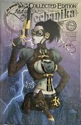 Lady Mechanika Collected Edition 0-1 Covers Aandb Set Double Signed W/coa Nm.
