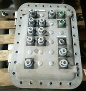 Enclosed Industrial Control Panel Allen Bradley Pilot Light Switches Can Ship