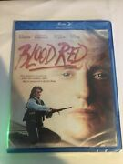 """Brand New Sealed """"blood Red"""" 1989 Eric Roberts Dennis Hopper Blu-ray Rare/oop"""