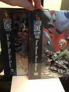 Teen Titans Earth One Vol 1 And 2 Brand New Hardcover Dc Comics Jeff Lemire