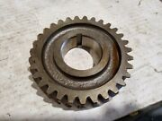 John Deere T17280 Gear Power Shaft 31 Tooth 2010 Crawler And Tractor