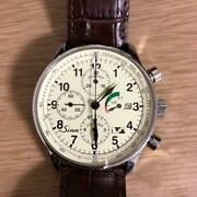 Sinn 956 Fulda Limited Edition Chronograph Automatic Power Reserve Box And Papers