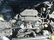 Engine 2.5l Automatic With Cvt Canada Emissions Vin H Fits 10-11 Legacy 525132n