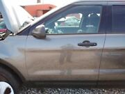 Driver Front Door Base With Police Package Fits 18-19 Explorer 226503