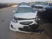 Rear Loaded Beam Axle Abs Disc Brakes Fits 12-17 Accent 214036