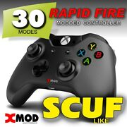 Xbox One Modded Controller Scuf Like S Rapid Fire Mod Chip Remap Xmod 30 Plus