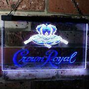 Hq Crown Royal Colorful Led Neon Sign - 16 X 12