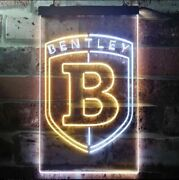 Hq Bentley Colorful Led Neon Sign - 16 X 12